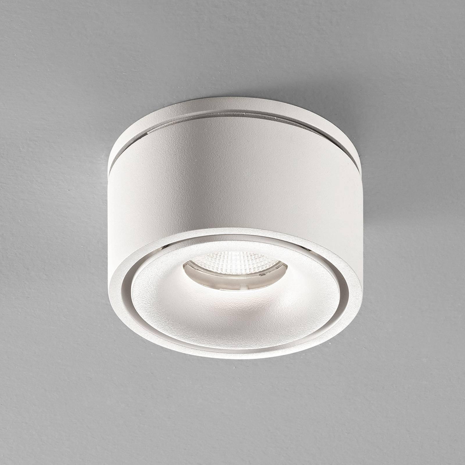Egger Clippo EP LED inbouwspot, wit, 3.000K