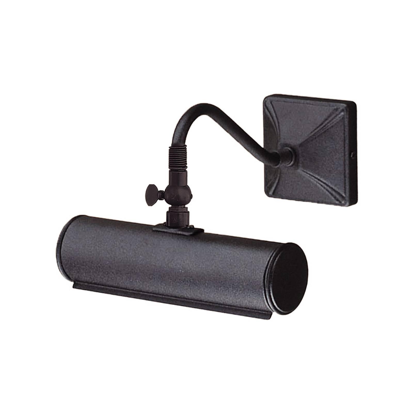 Applique pour tableau Picture Lights noir, 19cm