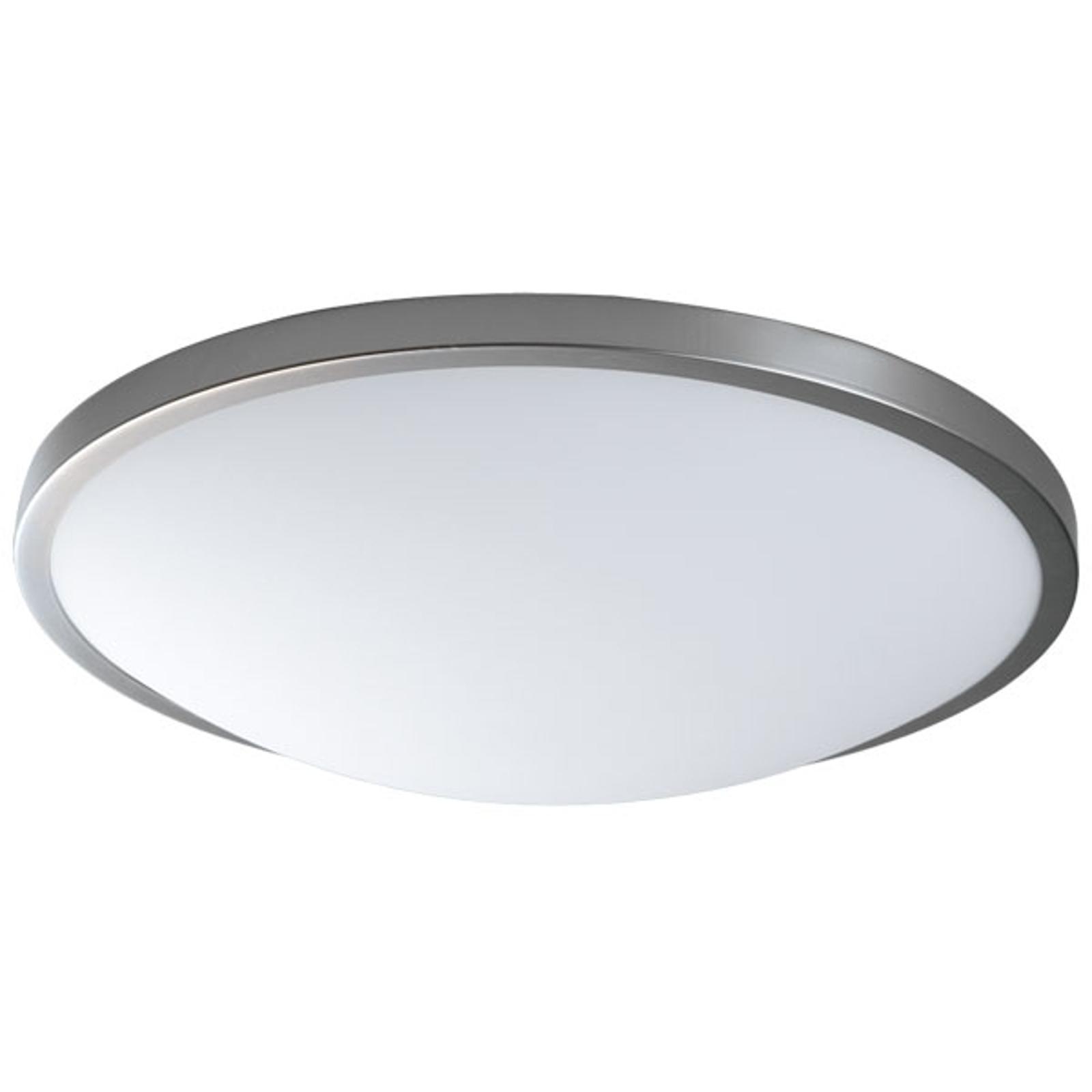 Lampa sufitowa Santos nikiel lub mat