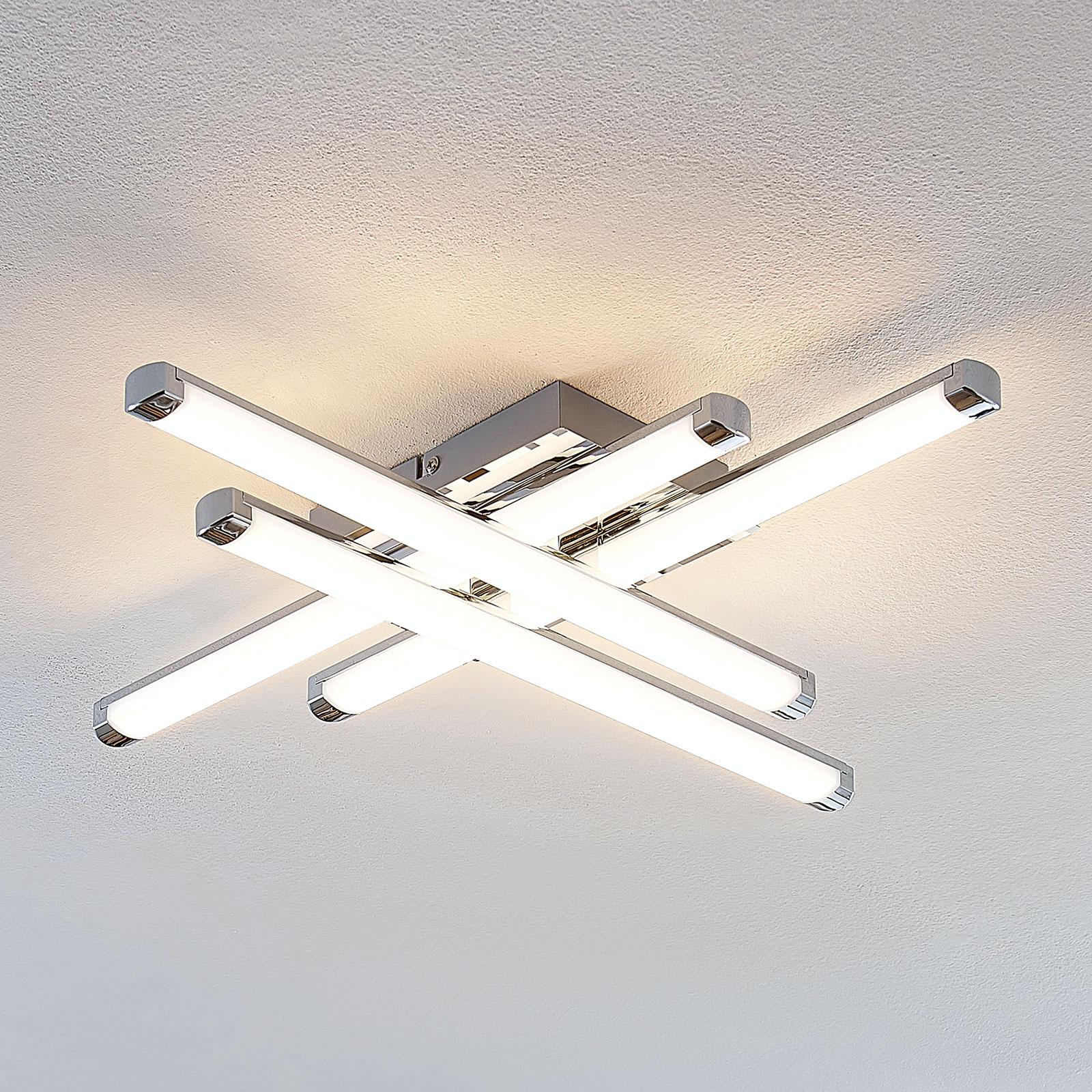 Lámpara de techo LED moderna Tilo