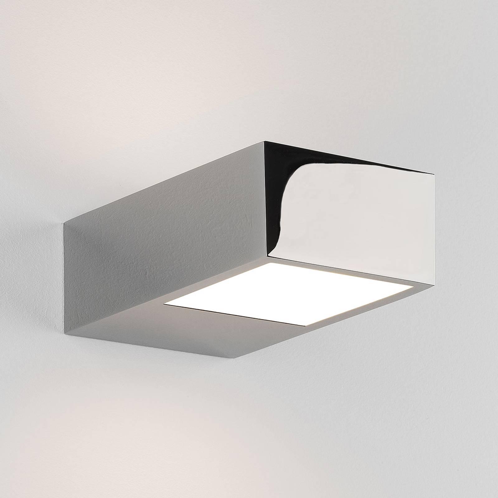 Astro Kappa - hoekige LED badkamer wandlamp