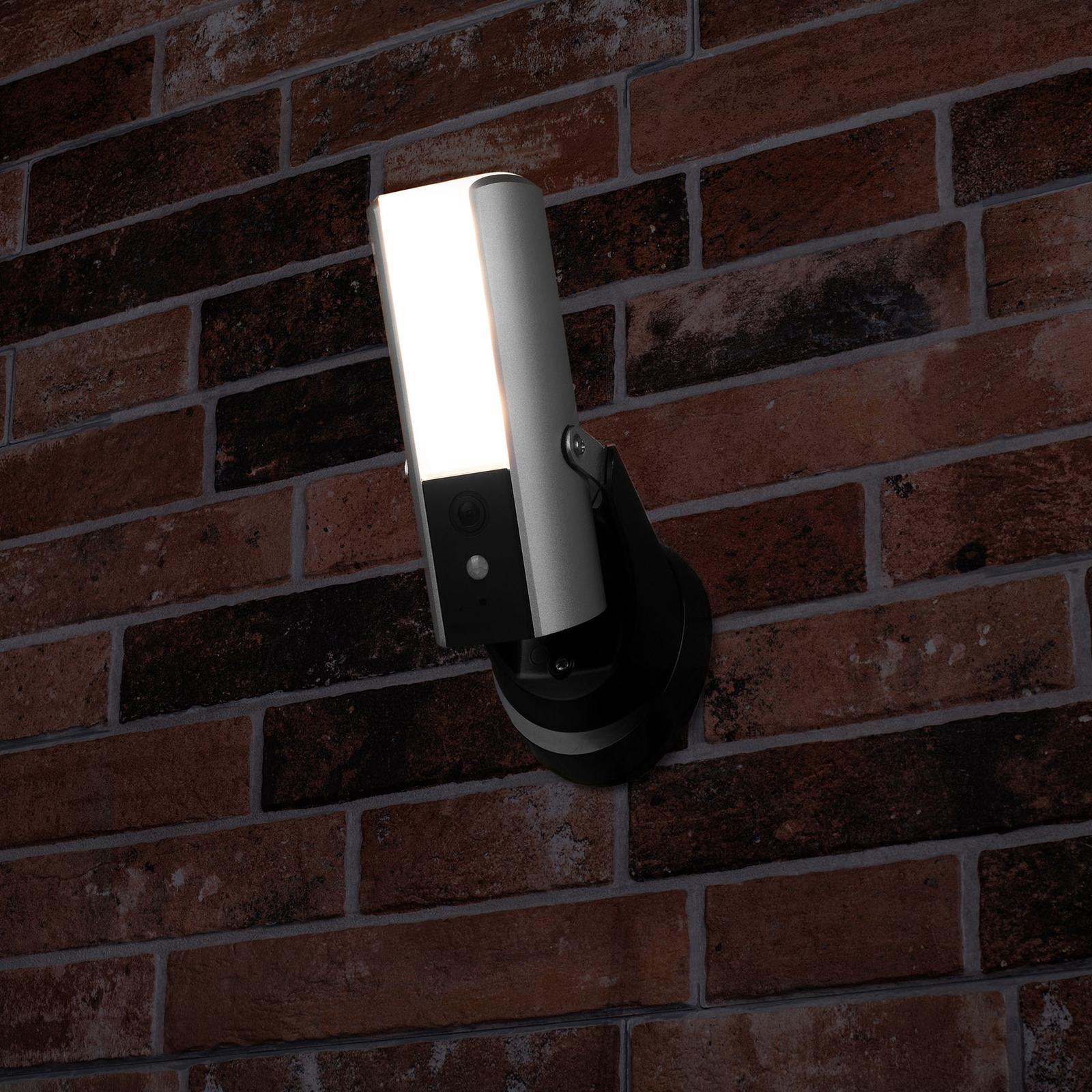 Overvåkningskamera Guardian med LED-lys