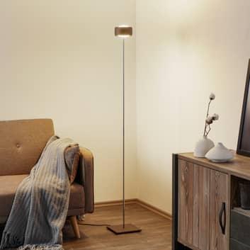 LED-golvlampa Grace med gestigenkänning
