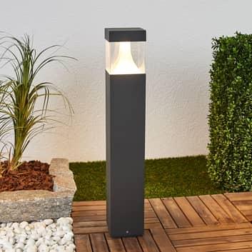 Veilampe Egon til utebruk, med LED