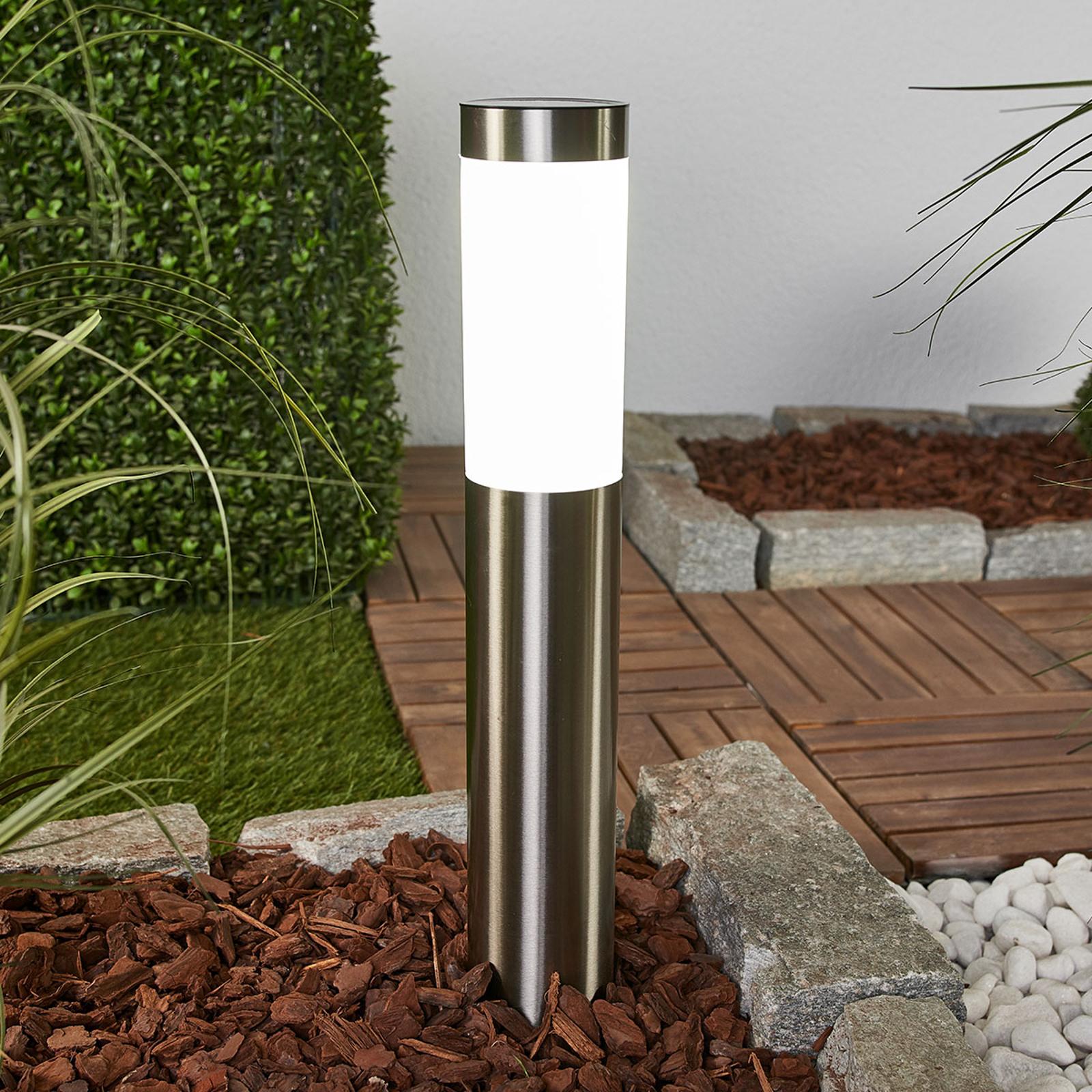 Aleeza - LED lamp op zonne-energie met grondpen
