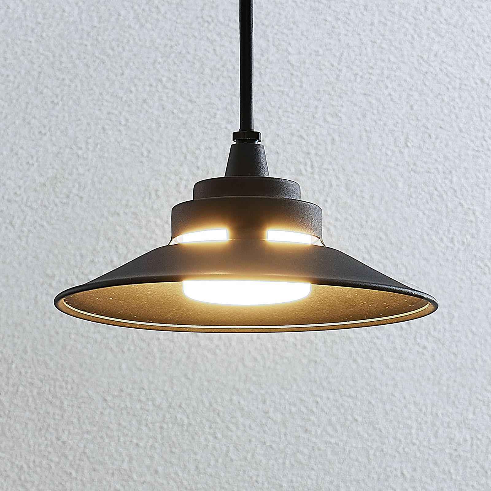Lampada a sospensione LED da esterni Cassia