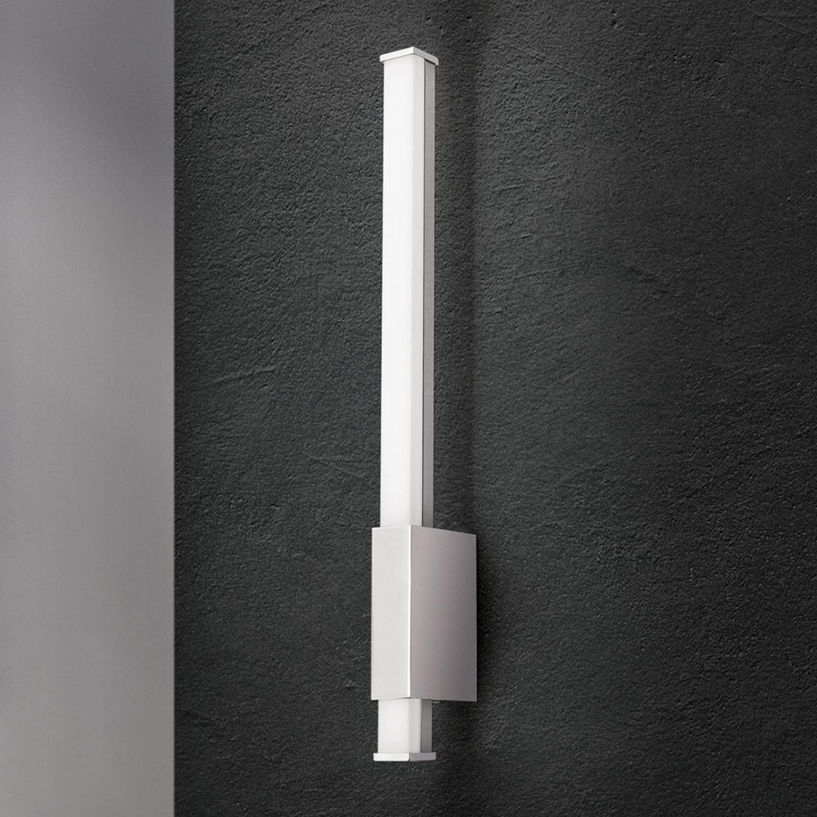 Applique salle de bain Argo étroite LED IP44 34cm
