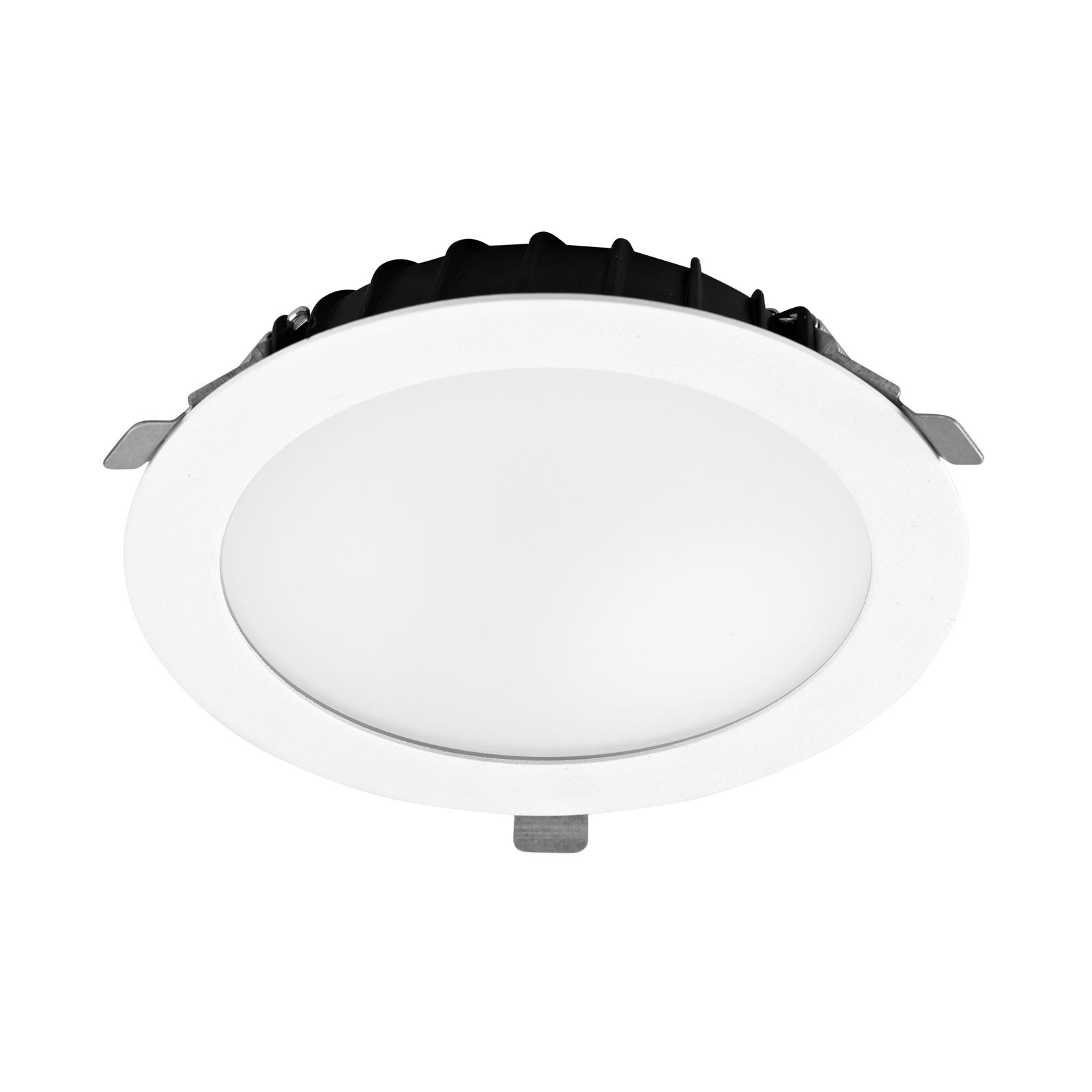 LEDS-C4 Vol plafonnier encastré Ø 20,5cm 3000K