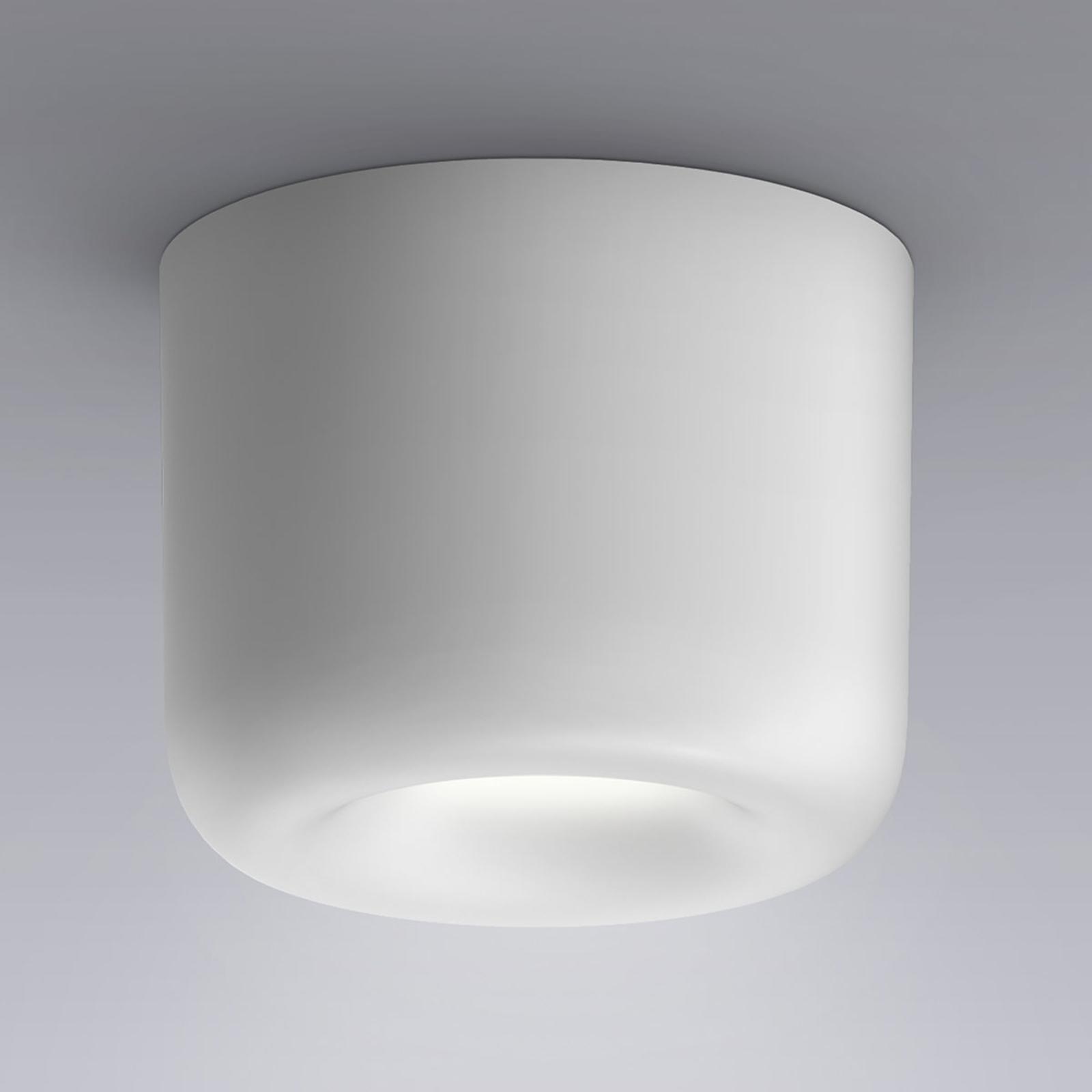 serien.lighting Cavity Ceiling S, hvit