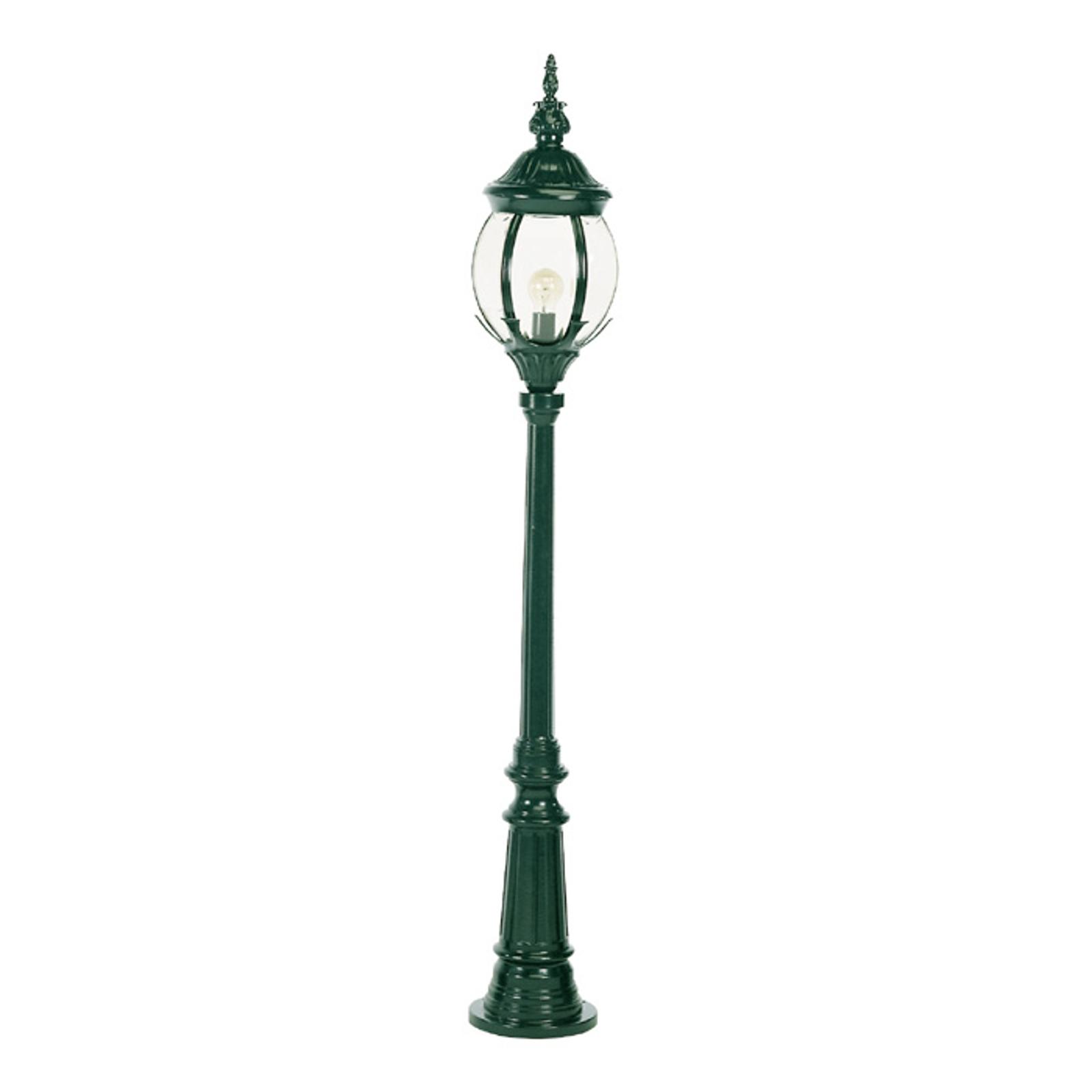 Lampadaire classique Janeiro vert
