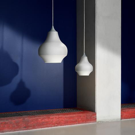 Louis Poulsen Cirque - lámpara colgante en gris
