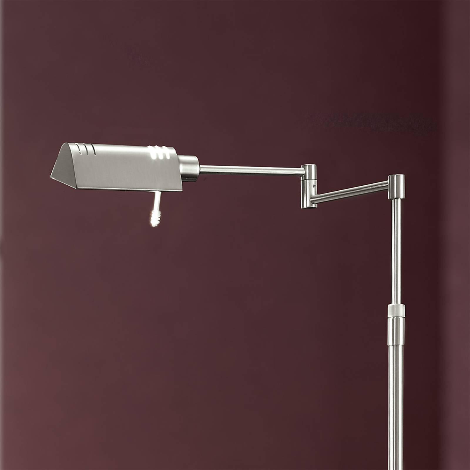 Holtkötter Birte - LED vloerlamp, nikkel