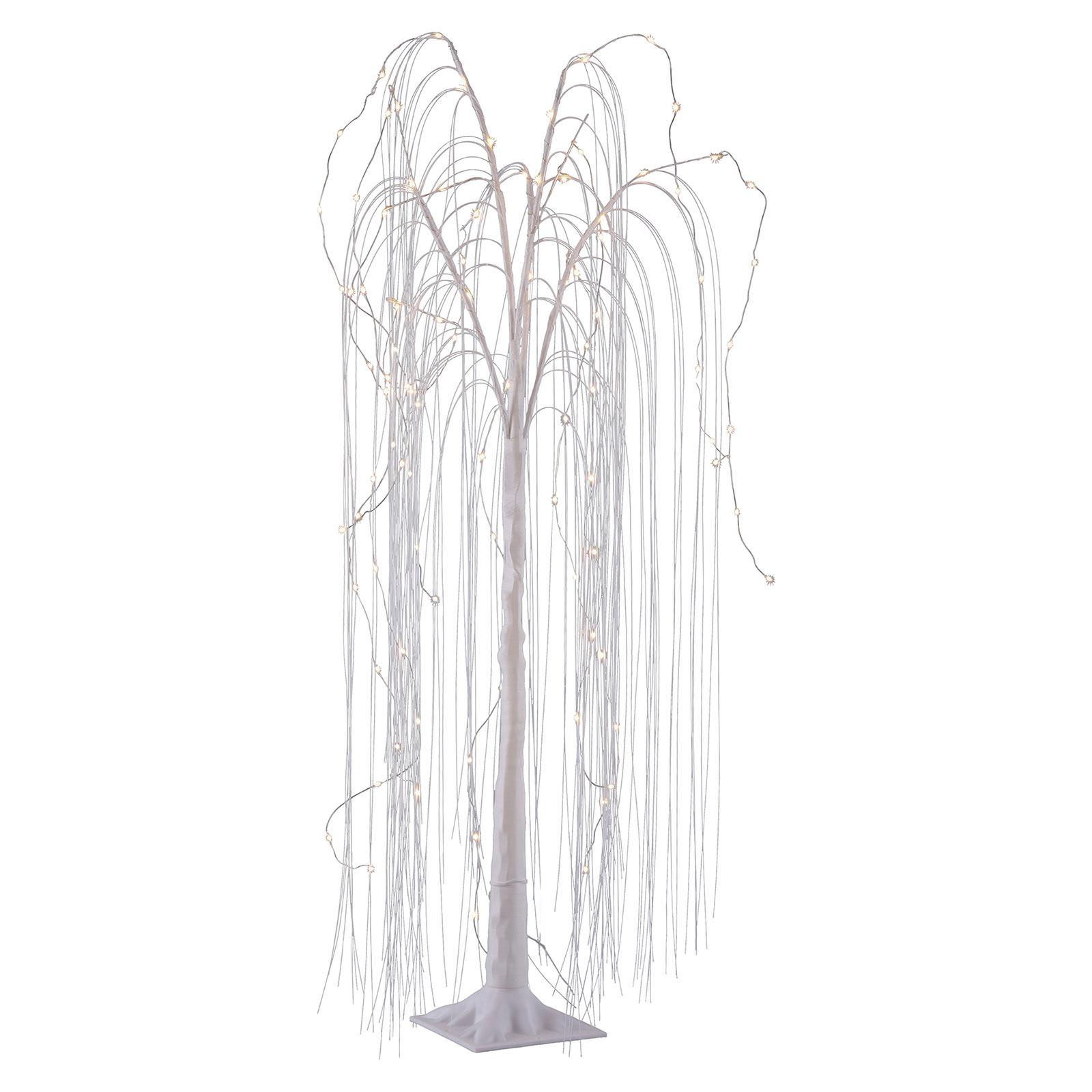 LED-dekorationslampa Willow, IP44, höjd 120 cm