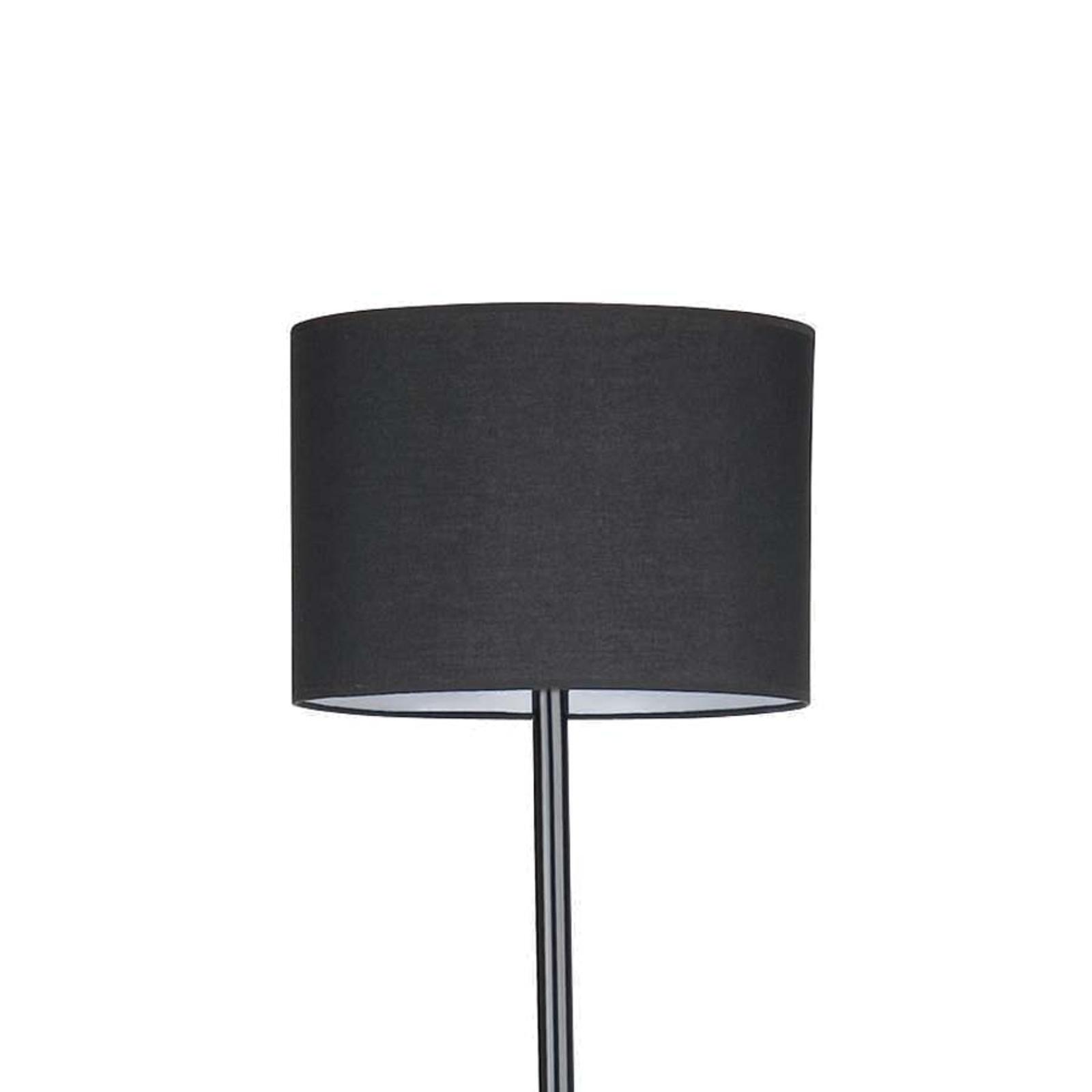 Imponująca lampa stojąca Black