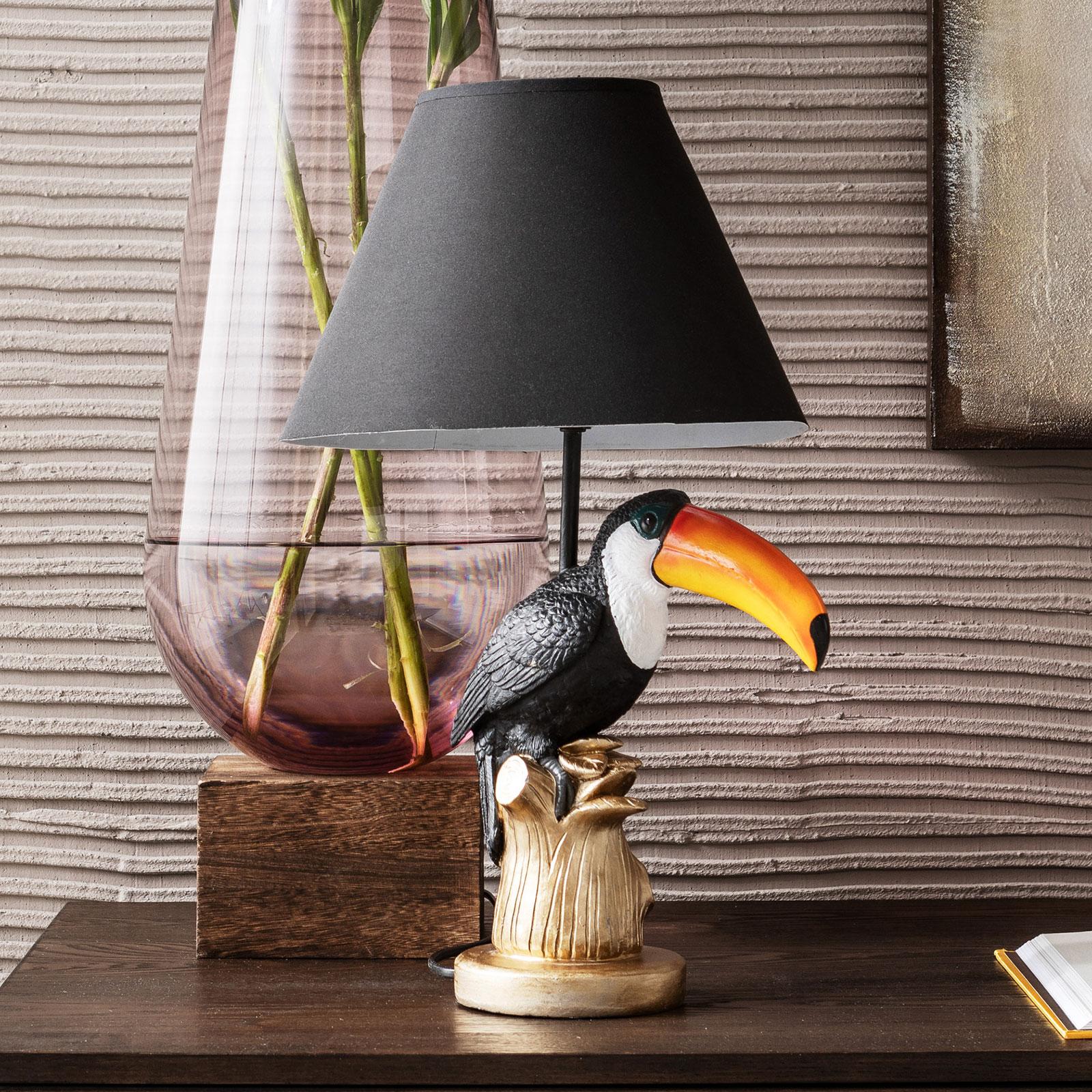 KARE Toucan lampe à poser au design marquant