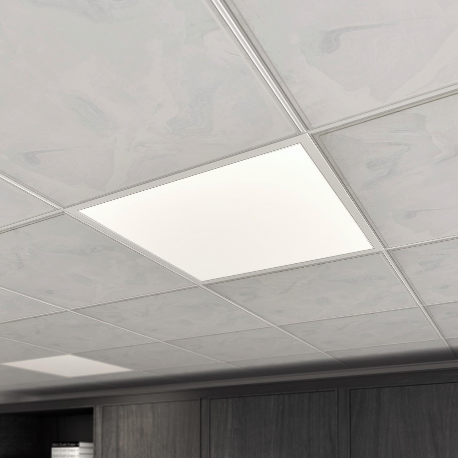 Arcchio Harita LED-panel, dip-bryter, 62 cm