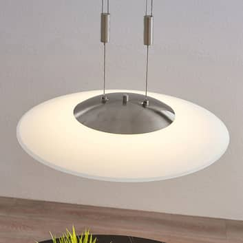 Lindby Amidala LED-Pendelleuchte, höhenverstellbar