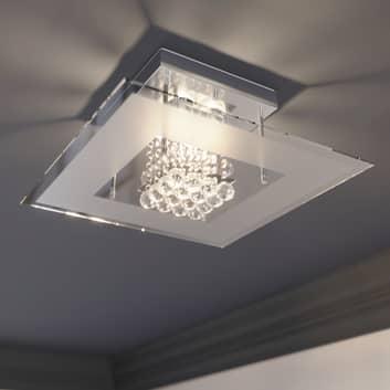 Kylpyhuoneen LED-kattovalaisin Lisandra