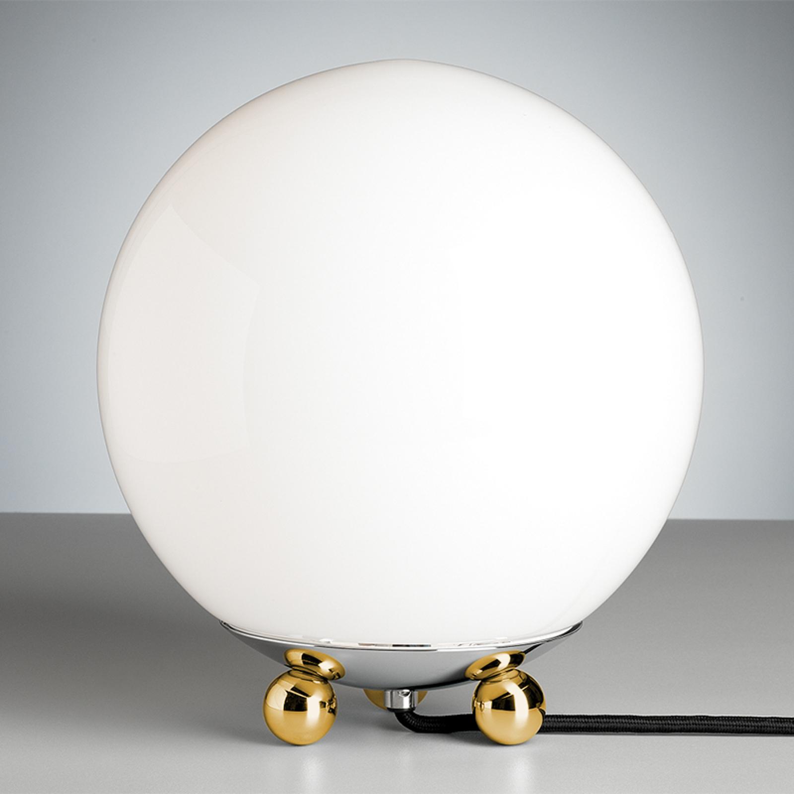 lampe à poser laiton Art Déco France