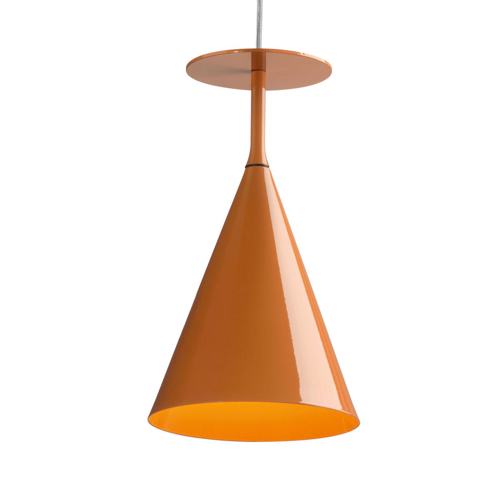 Modo Luce ABC Single B lampa wisząca karmelowa