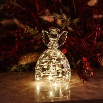 Závěsná ozdoba Sweet vánoční anděl, výška 13cm