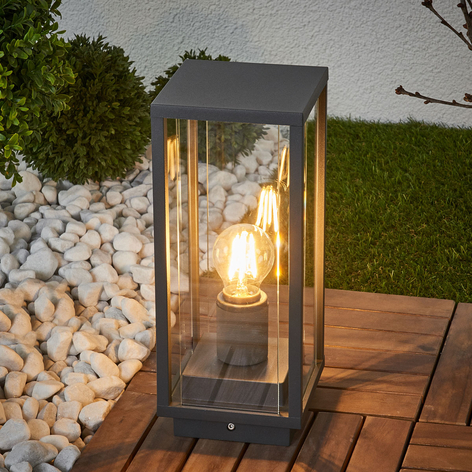 Annalea - lampada da appoggio di forma squadrata