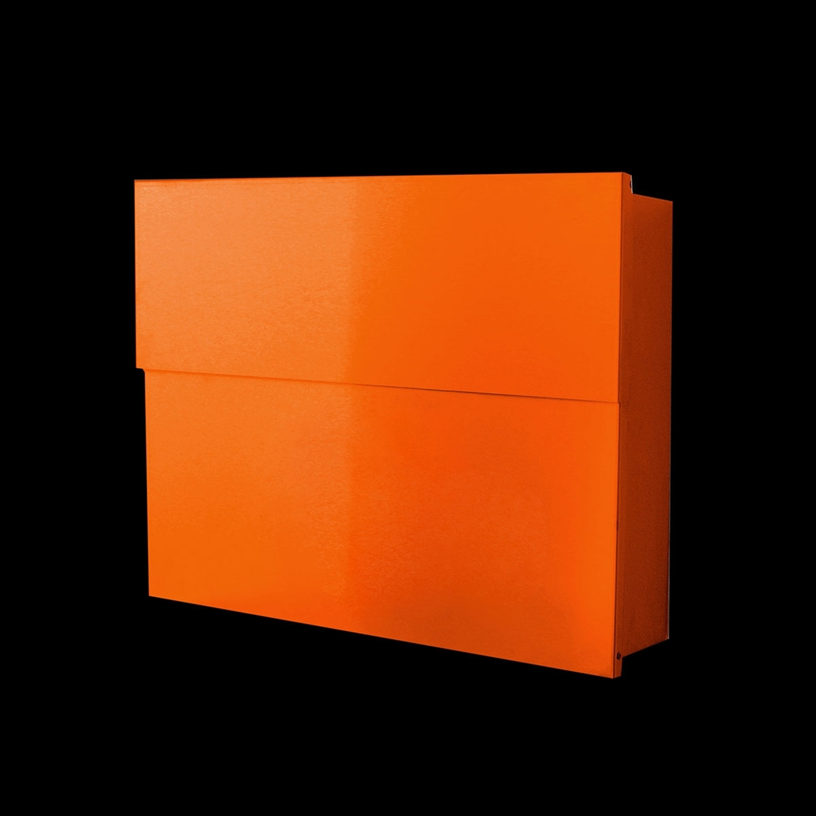 Briefkasten Letterman XXL II, orange