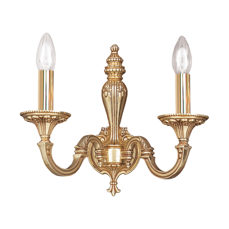 Nástěnné světlo Versalles ve svícnovém designu