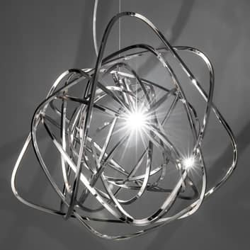 Terzani Doodle LED-pendellampe, håndlavet