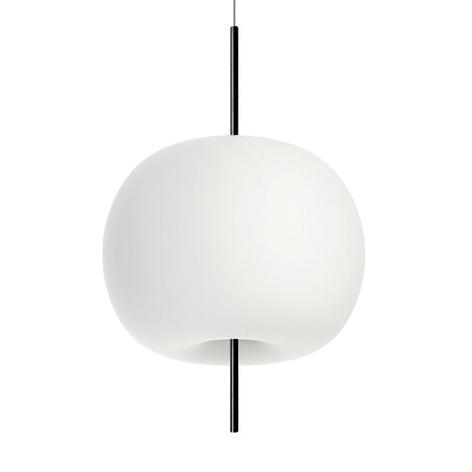 Kundalini Kushi lámpara colgante Ø 43 cm atenuable