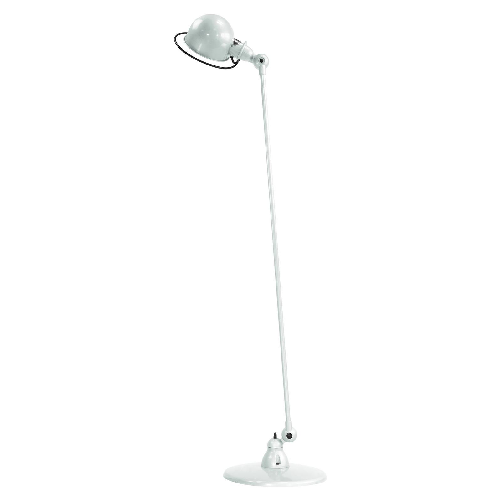 Jieldé Loft D1200 lampa podłogowa regulowana biała