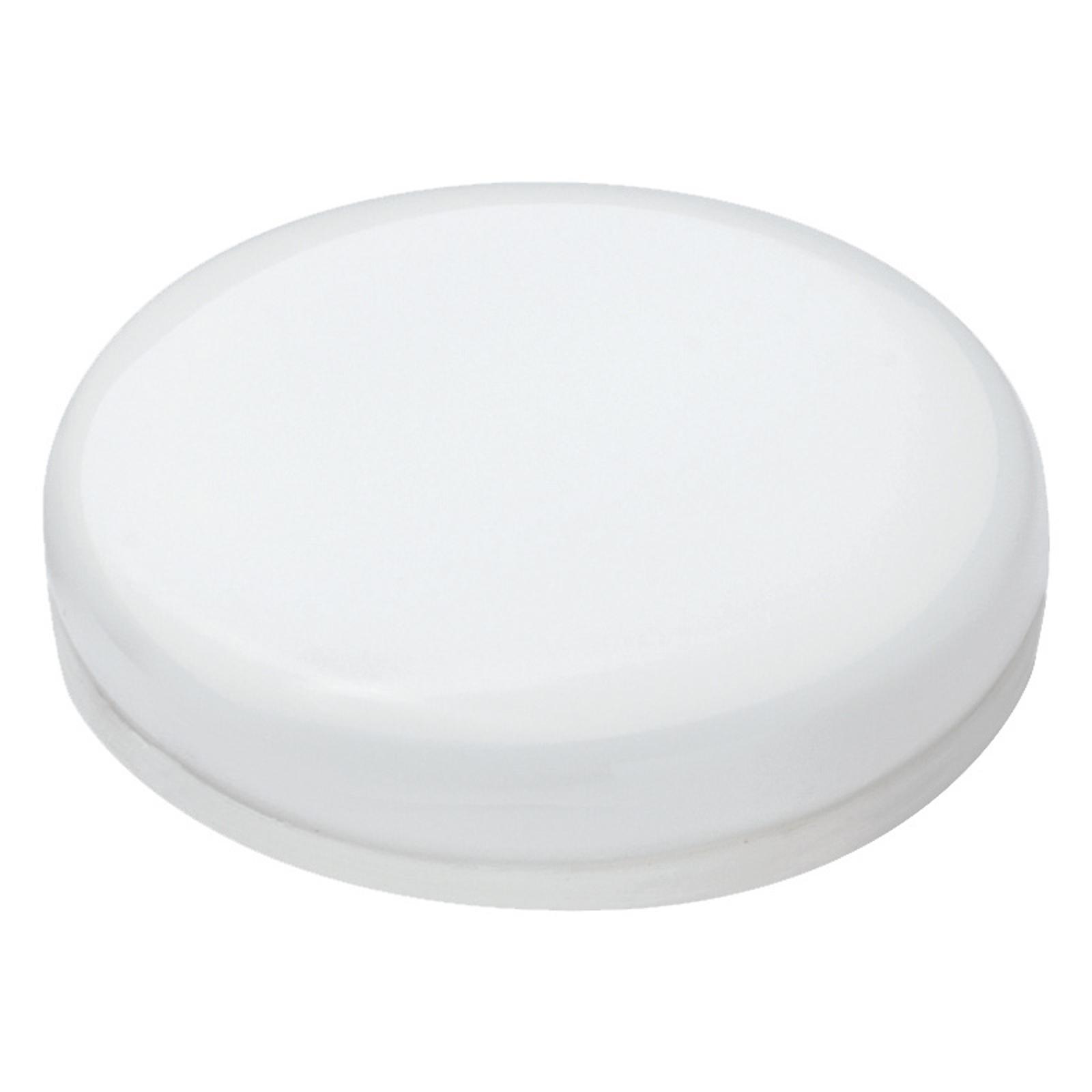 LED-Lampe GX53 6,5W warmweiß