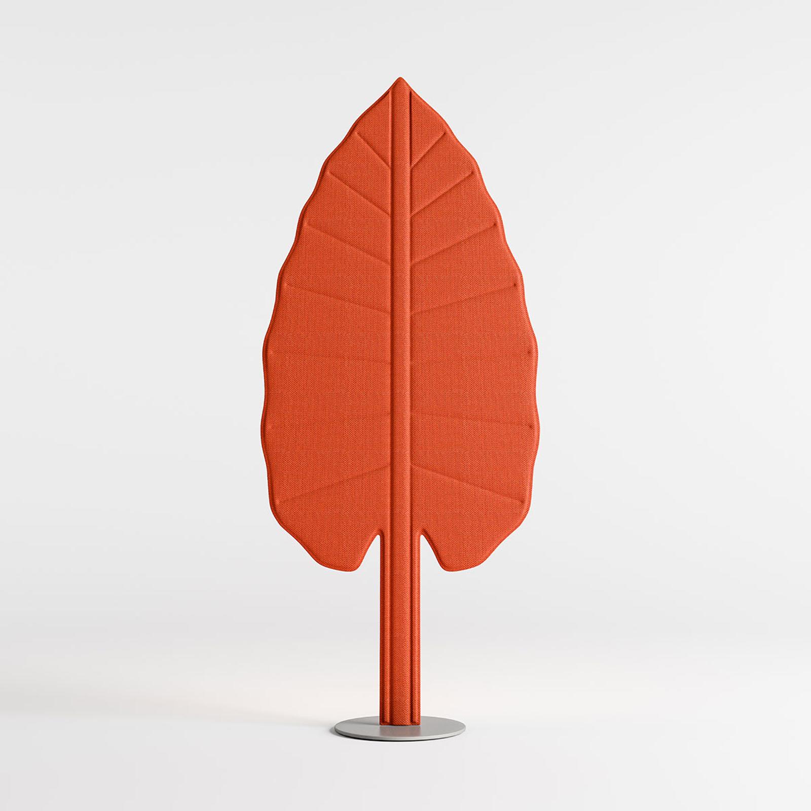 Rotaliana Eden Alocasia LED da terra, rosso