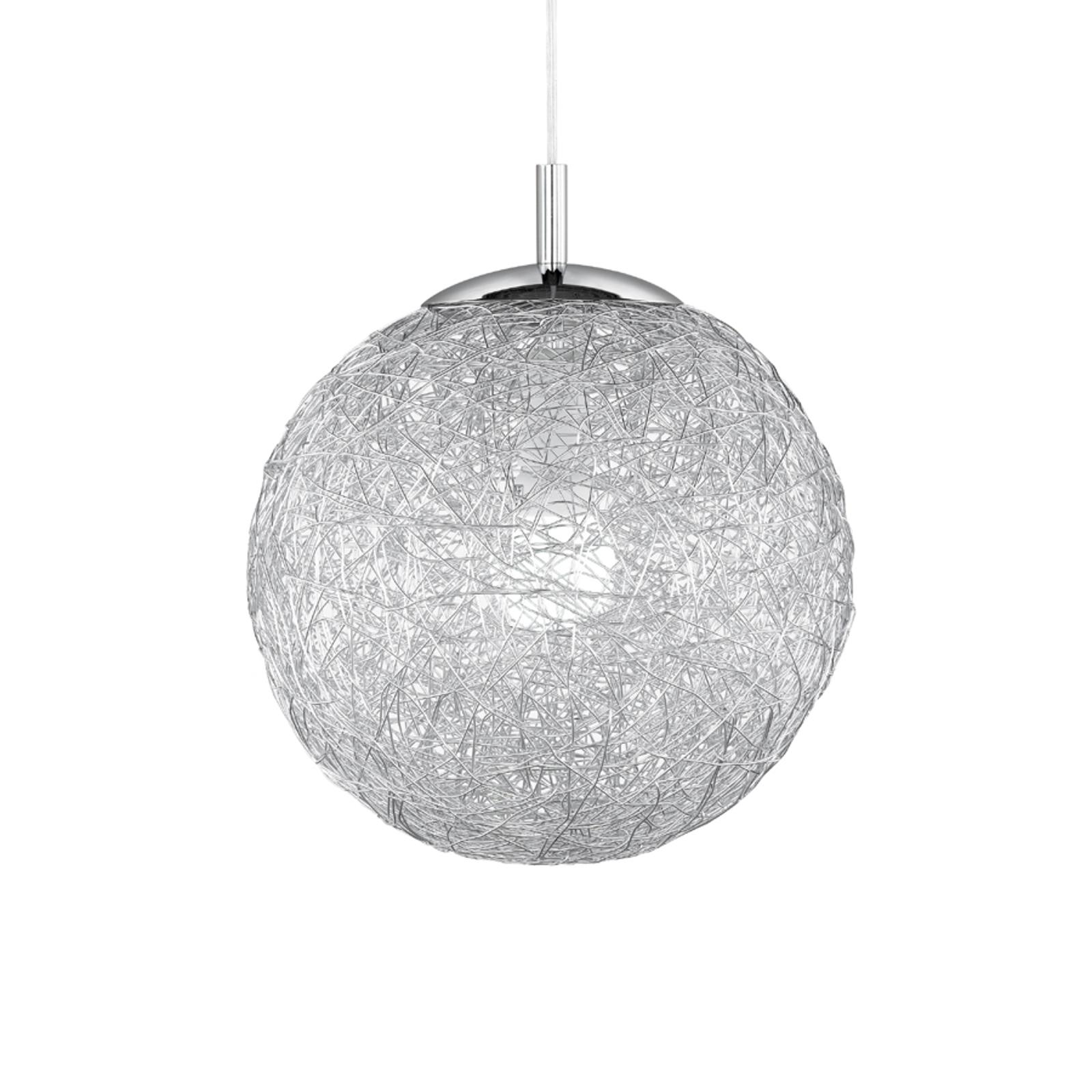 Nowoczesna lampa wisząca WOMBLE 30 cm