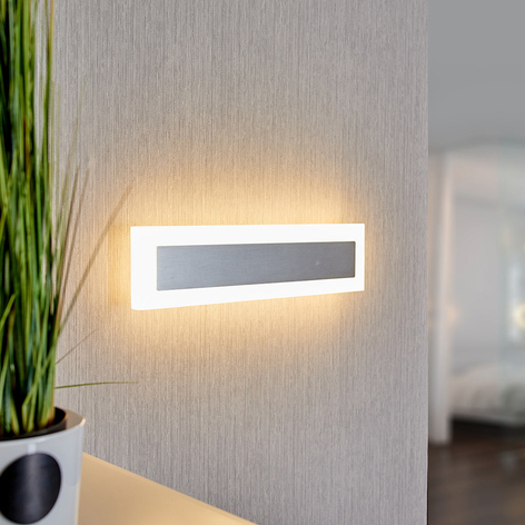 Rechteckige LED-Wandleuchte Marle
