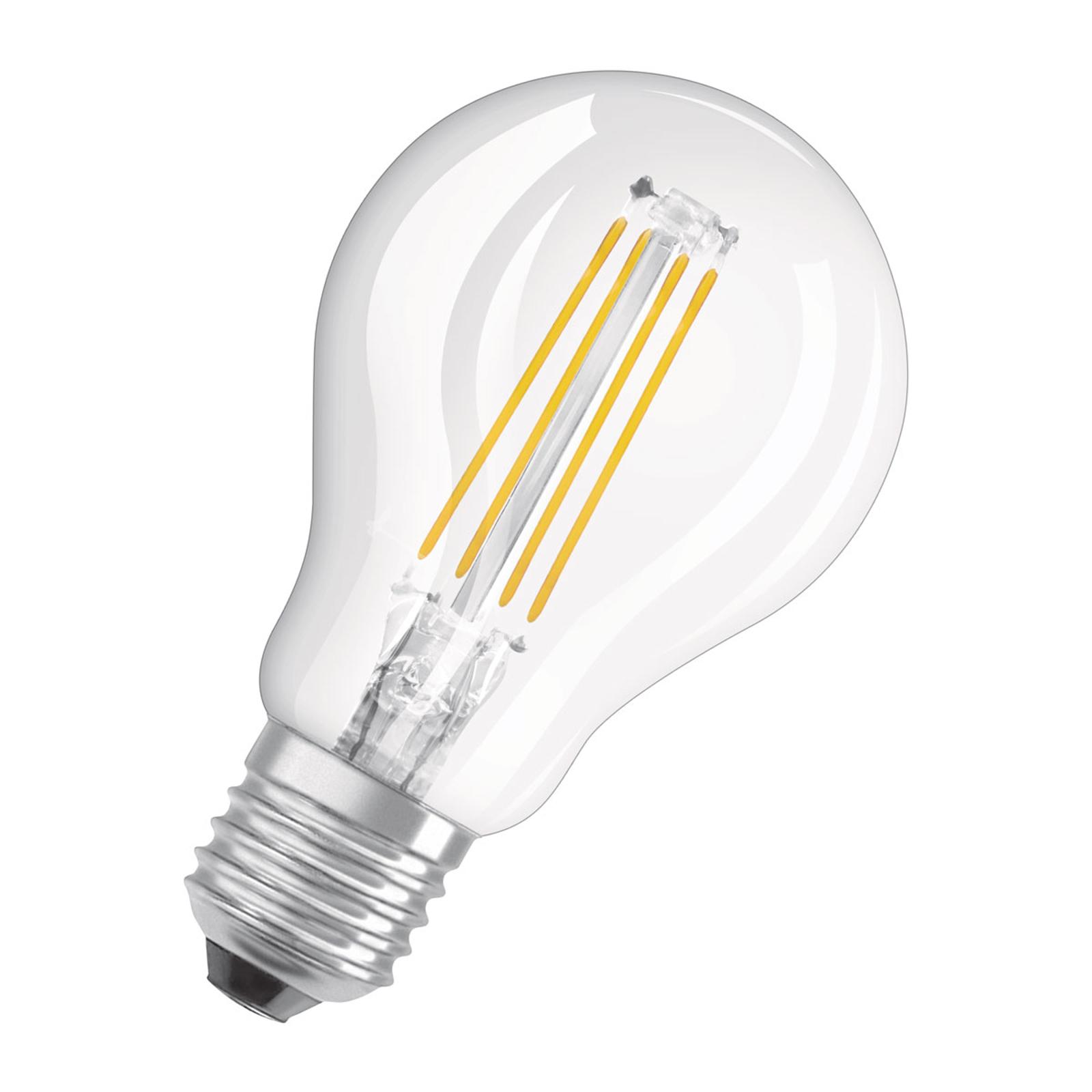 OSRAM LED-Lampe E27 6W Classic P 2.700K klar