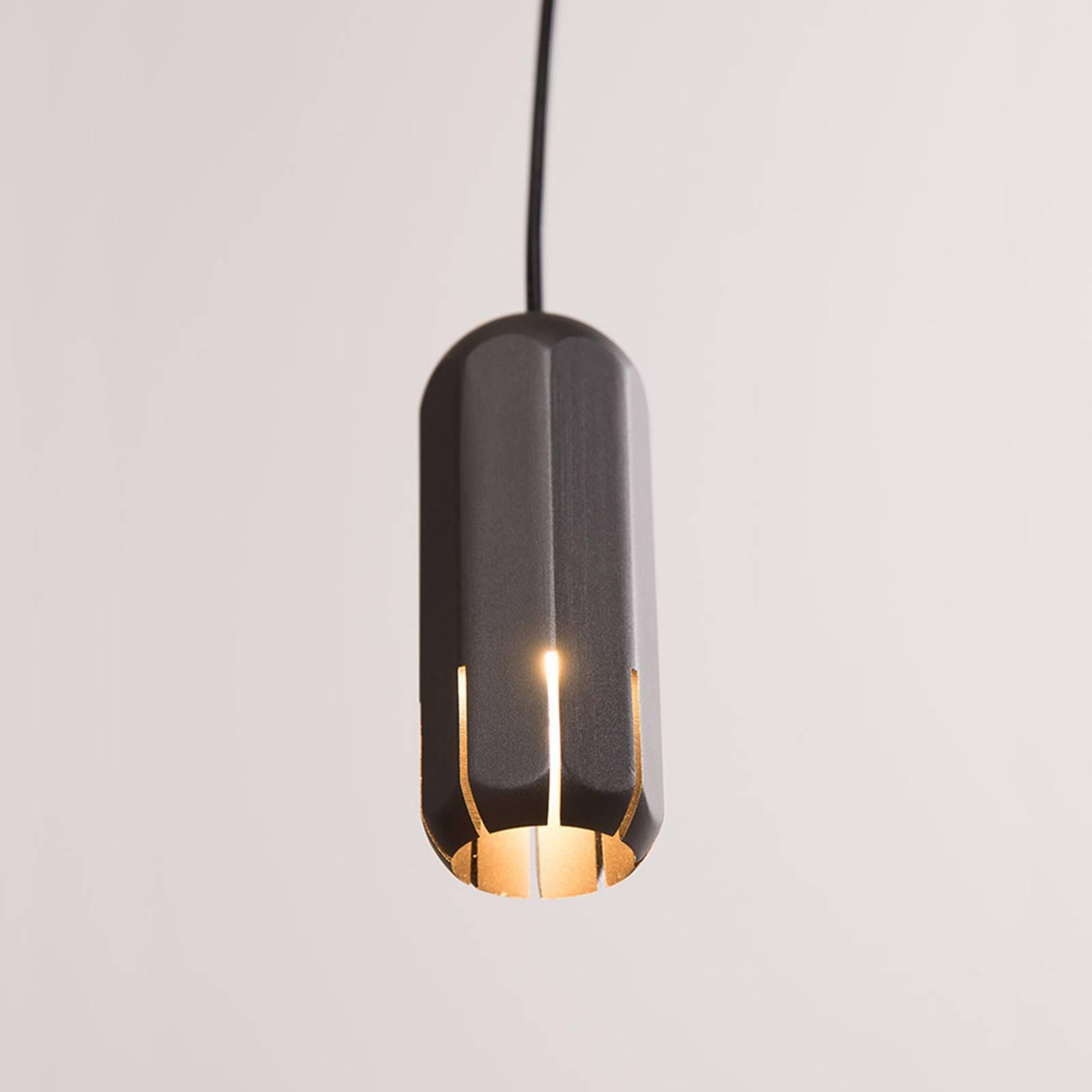 Innermost Brixton spot 11 LED hanglamp grafiet