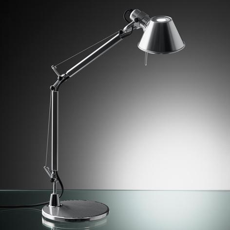 Clásica lámpara de mesa LED Tolomeo Micro