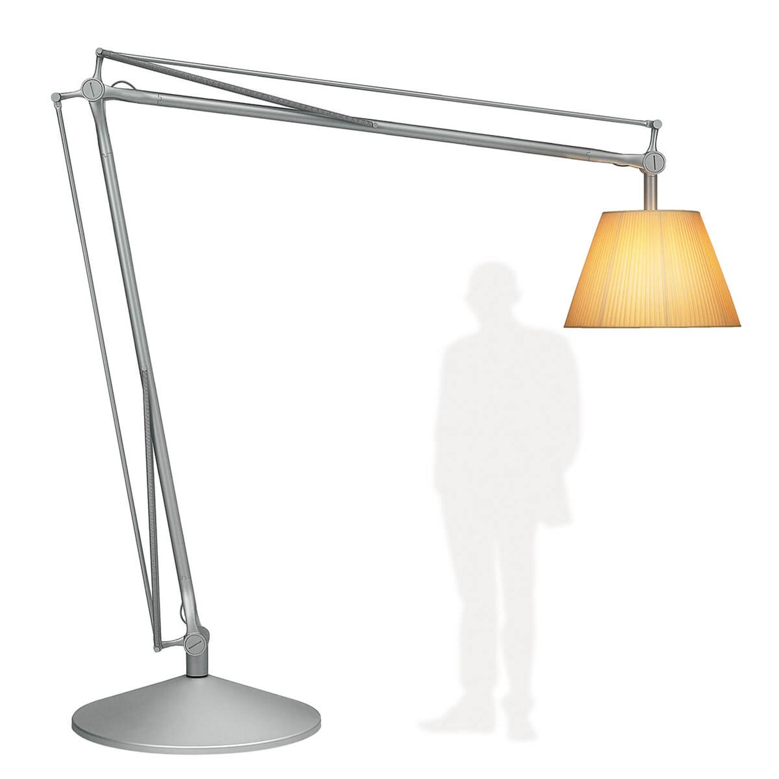 FLOS Superarchimoon - velmi velká stojací lampa