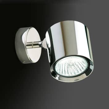 Milan Kronn - draaibare wandlamp, chroom