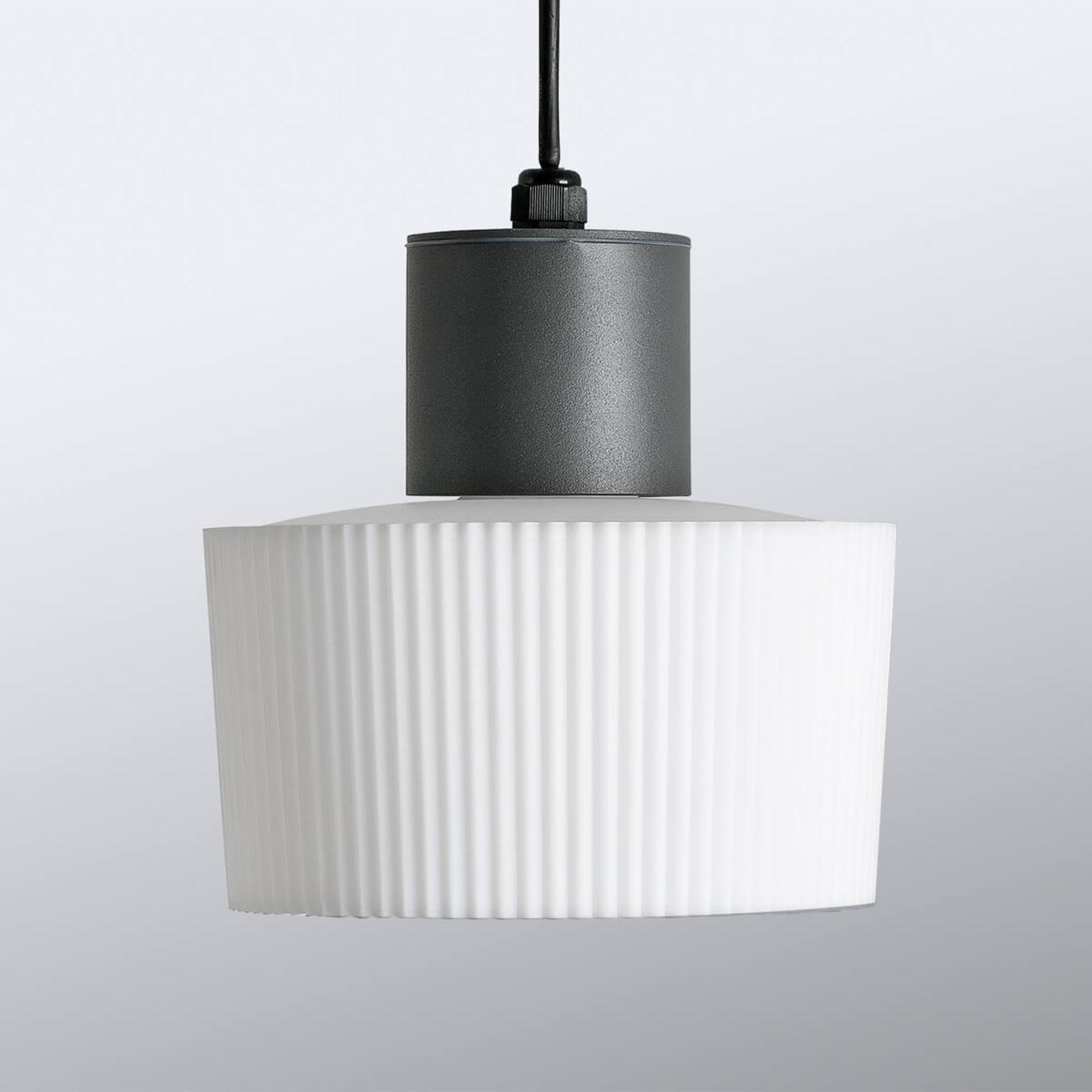 Muffin – lampa wisząca do obszarów zewnętrznych