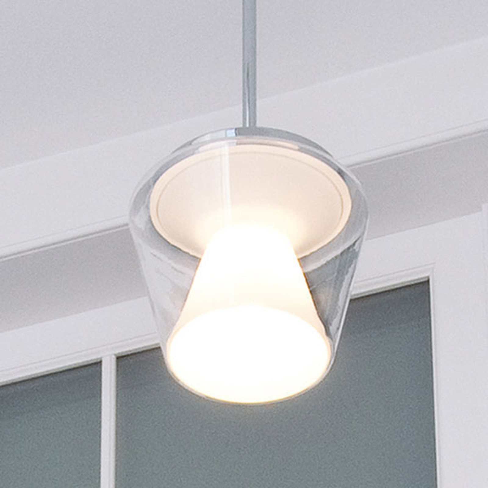 serien.lighting Annex M Pendel 13W 2.700K opal