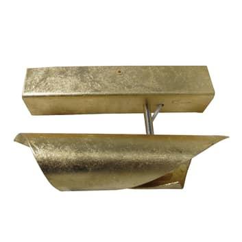 Knikerboker Hué aplique LED 16cm pan de oro