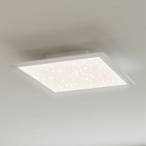 Pannello LED cielo stellato 7390, 29 x 29 cm