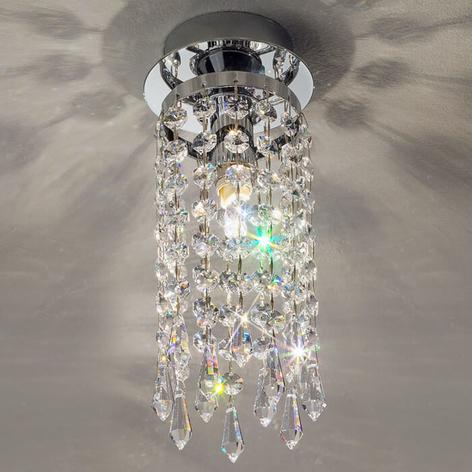 KOLARZ Charleston - Deckenlampe mit Kristall, 24cm