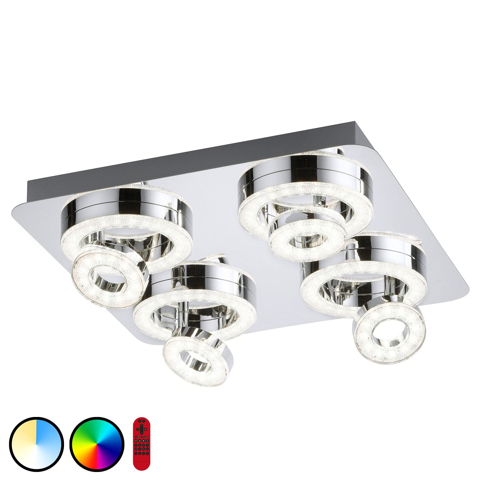 LED plafondlamp LOLAsmart Tim