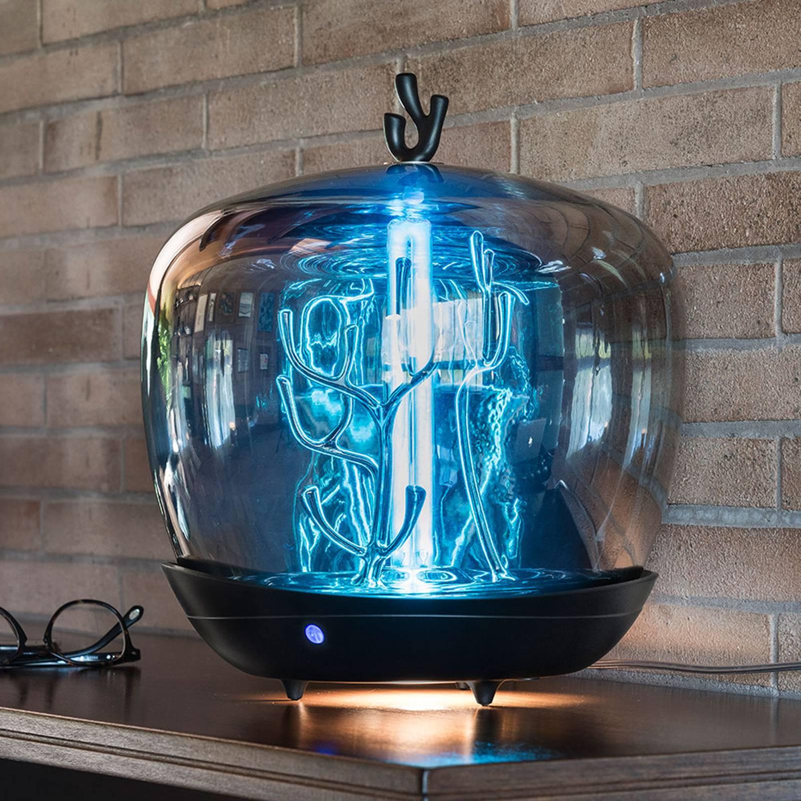 Slamp PurityCapsule lampe à poser LED, UV-C, noire
