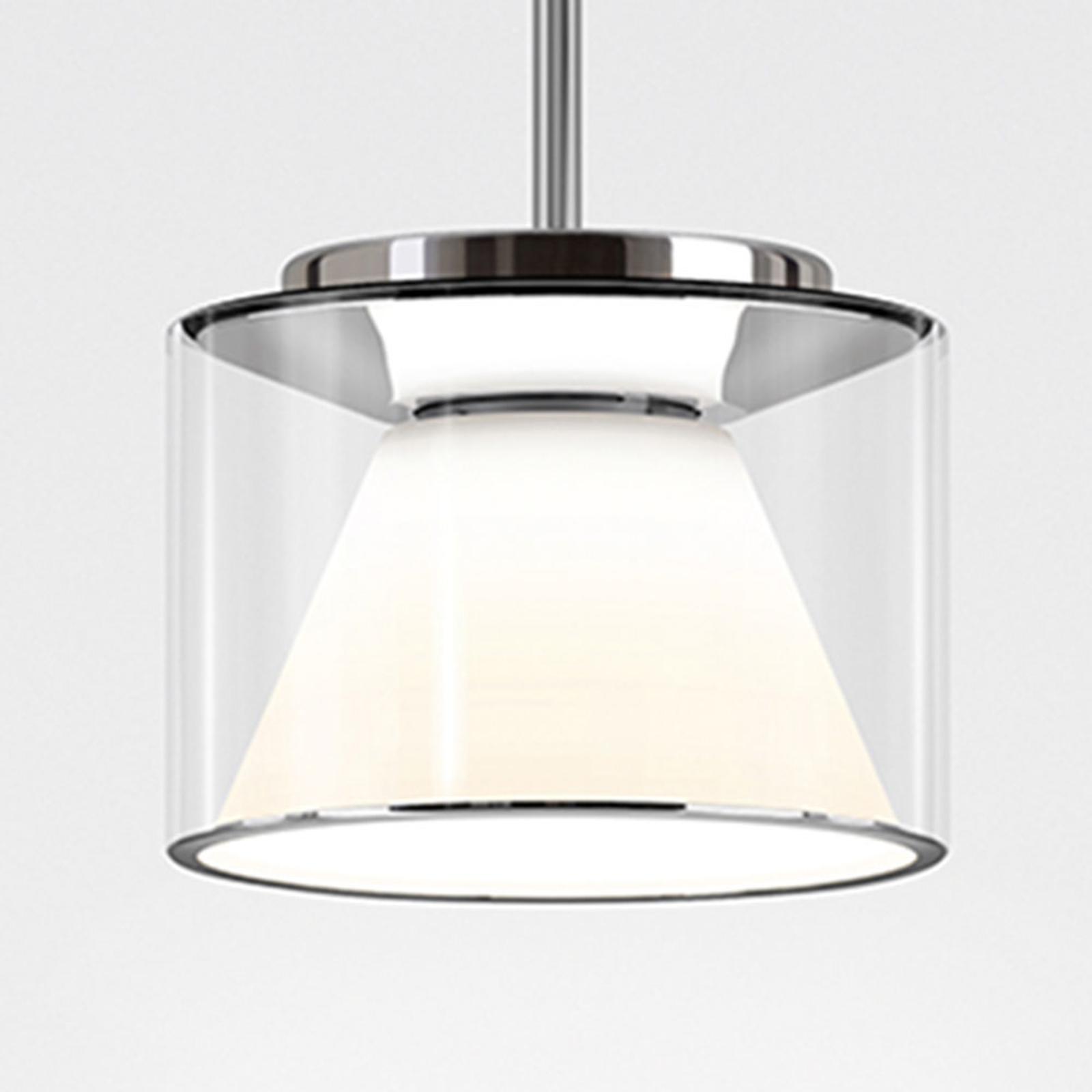 serien.lighting Drum S Pendel Rohr 927 Triac flach