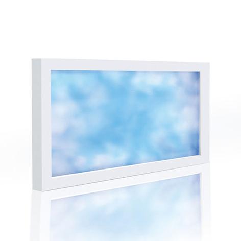 Panneau LED Sky Window 120 x 60cm