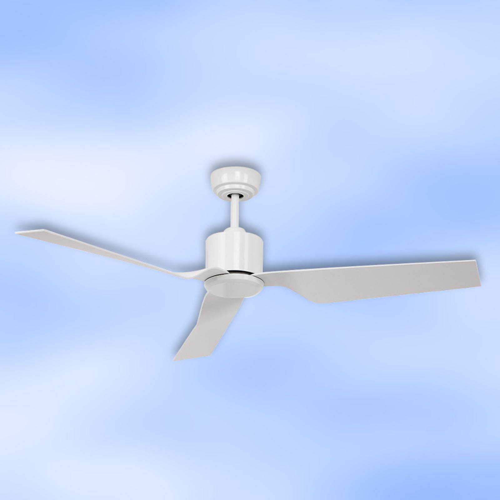 Ventilateur de plafond Eco Dynamix, blanc